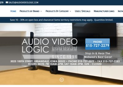 AUDIOVIDEOLOGIC.COM