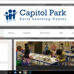 Web Design - Capitol Park Early Learning Center