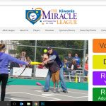 Web Design - Kiwanis Miracle League