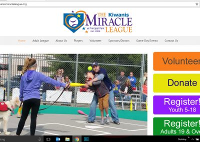 KIWANISMIRACLELEAGUE.ORG