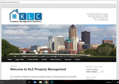 KLCPROPERTYMANAGEMENT.COM