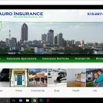 Web Design - Mauro Insurance