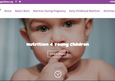 NUTRITION4YOUNGCHILDREN.ORG