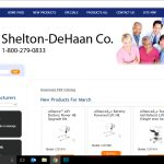 Web Design - Shelton-DeHaan Co.