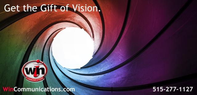 Get the Gift of Vision – Website Design
